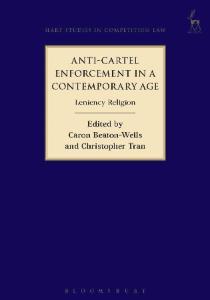 Anti-Cartel Enforcement - Leniency Chapter