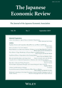 Japanese Economic Review