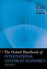 Oxford Handbook of International Antitrust Economics
